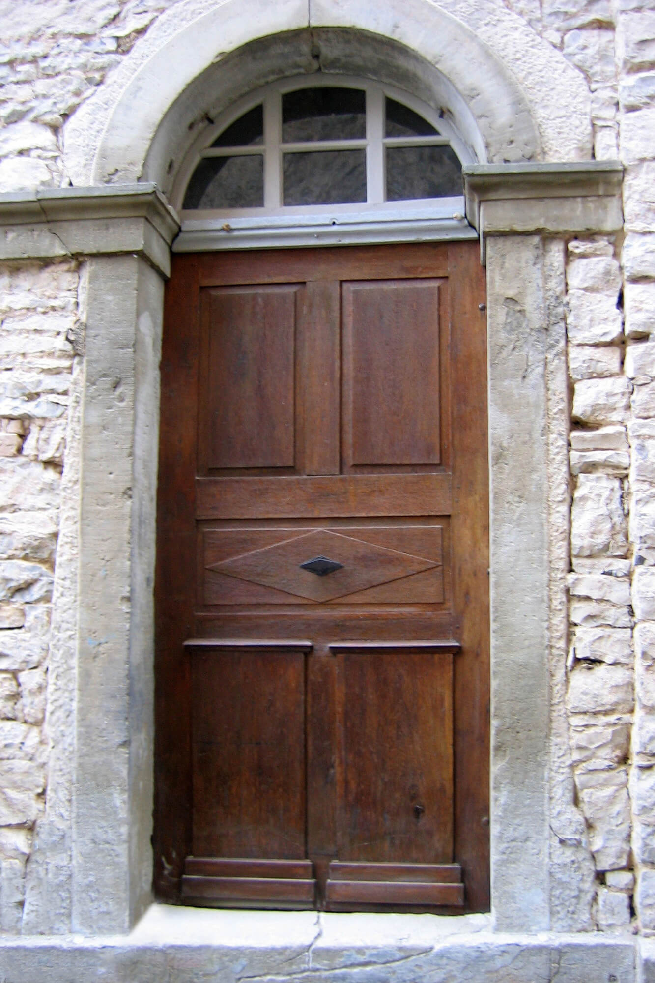 Historische Außentür